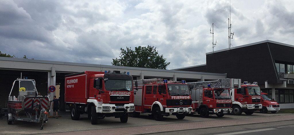 Tag Der Offenen Tür Bei Der Feuerwehr Bobenheim Roxheim 2018